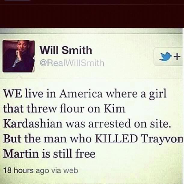 Trayvon Martin v Kim Kardashian: Social Media & The Citizen
