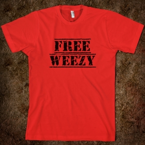 free-weezy-t-shirt.american-apparel-unisex-fitted-tee.red.w760h760