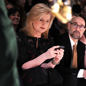 Nanette Lepore - Front Row - Fall 2012 Mercedes-Benz Fashion Week